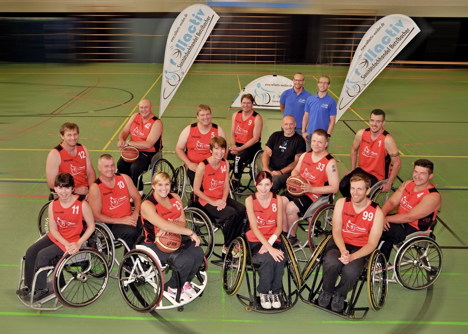 RBB-Team Weiden 2015
