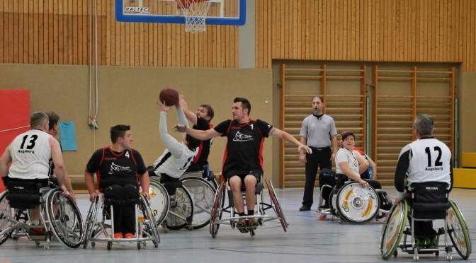 Weiden gewinnt beide Spiele in Heidelberg