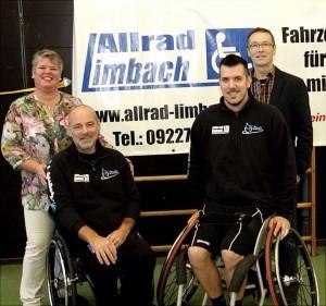 Sponsoring Allrad Limbach
